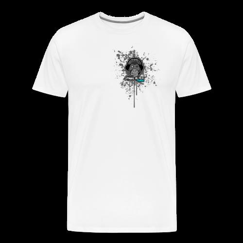 johnnysilver paint run - Men's Premium T-Shirt