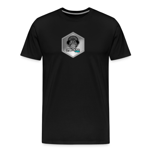 johnnysilver sheild - Men's Premium T-Shirt