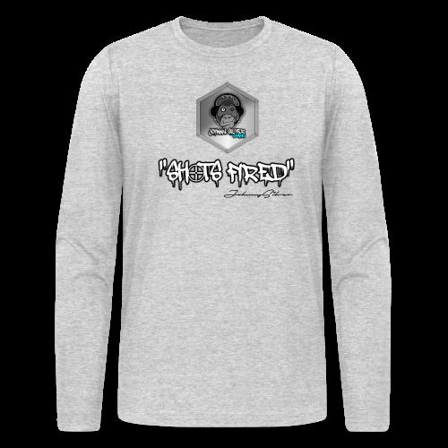 johnnysilver shots fired long sleeve - Men's Long Sleeve T-Shirt by Next Level