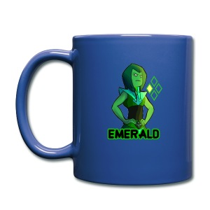 Ambers Lament - Emerald Cup - Full Color Mug