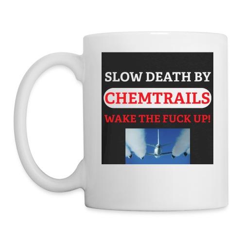Chemtrail Mug - Coffee/Tea Mug