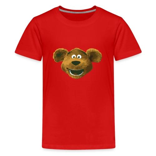 Bear T-Shirt - Kids' Premium T-Shirt