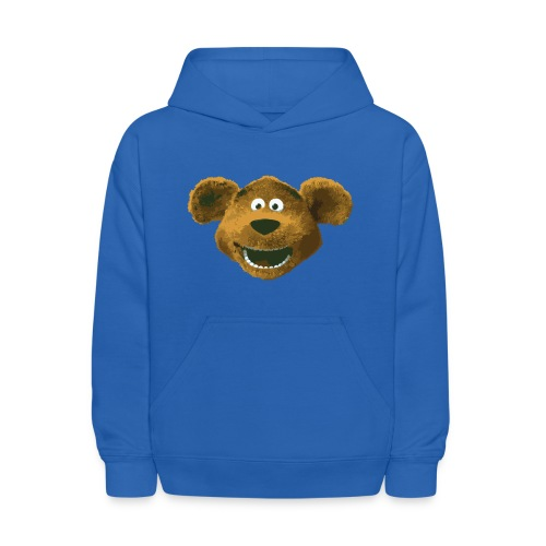 Bear Hoodie - Kids' Hoodie