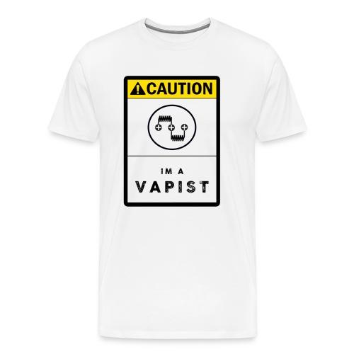 Men's Vapist - Men's Premium T-Shirt