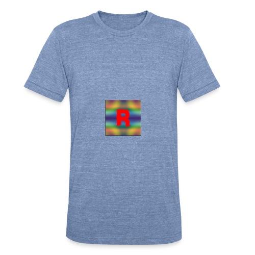 reub tube shirt - Unisex Tri-Blend T-Shirt