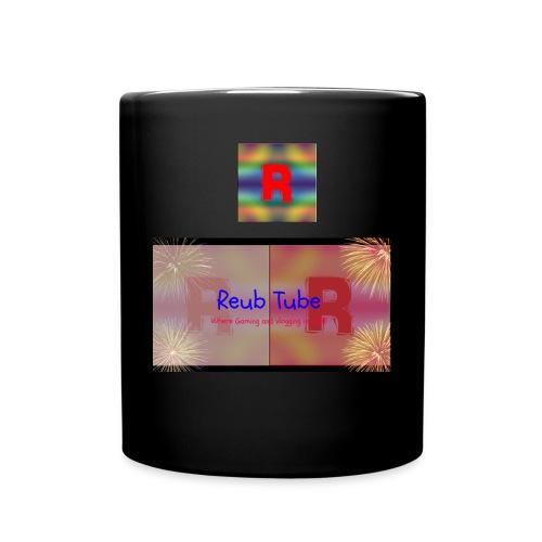 reub tube cup - Full Color Mug
