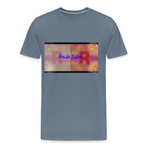 reub tube shirt - Men's Premium T-Shirt