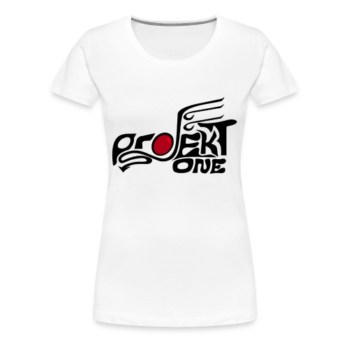 Female Projekt ONE T-Shirt - Women's Premium T-Shirt