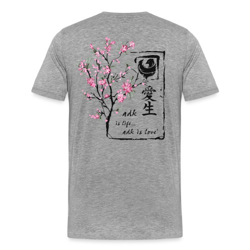 ADK - Life And Love - Men's Premium T-Shirt