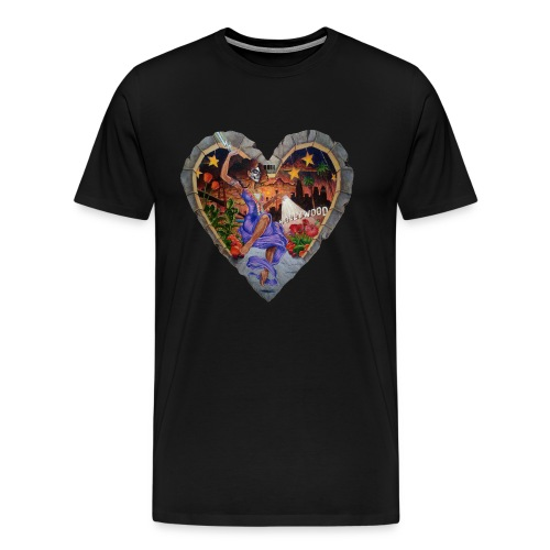 Welcome to Hollywood 2016 Tour T-Shirt - Men's Premium T-Shirt
