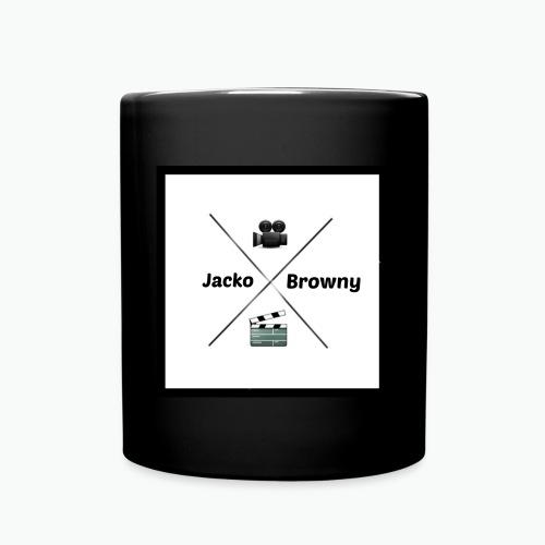 Plain Black Mug - Full Color Mug