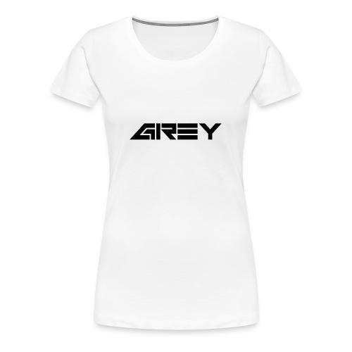 Grey Clan Women's Premium T-Shirt Slim Fit - Women's Premium T-Shirt