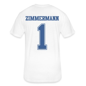 Zimmermann Shirsey - Fitted Cotton/Poly T-Shirt by Next Level