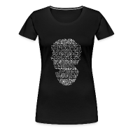 T-Shirts ~ Women's Premium T-Shirt ~ The Clever Consulting Detective Tee