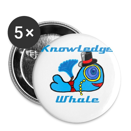 KnowledgeWhale Button - Small Buttons