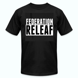 Federation Releaf T-Shirt - Men's Fine Jersey T-Shirt