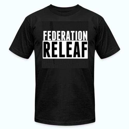Federation Releaf T-Shirt - Men's Fine Jersey T-Shirt