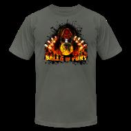 T-Shirts ~ Men's T-Shirt by American Apparel ~ Balls of Fury