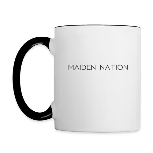 Maiden National Mug - Contrast Coffee Mug