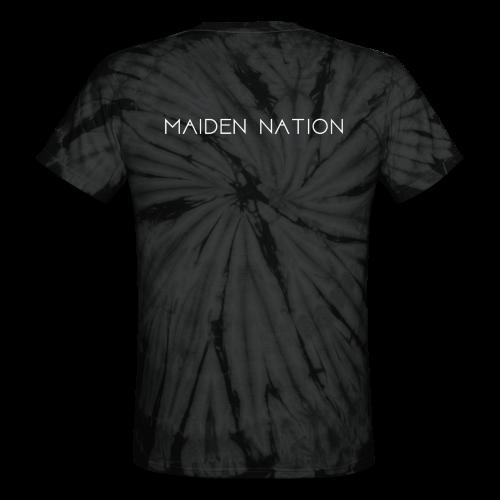 Maiden Nation Tie Dye - Unisex Tie Dye T-Shirt