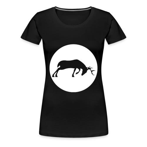 buck (ladies) - Women's Premium T-Shirt