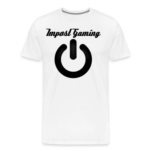 Impostgaming Logo T-Shirt - Men's Premium T-Shirt