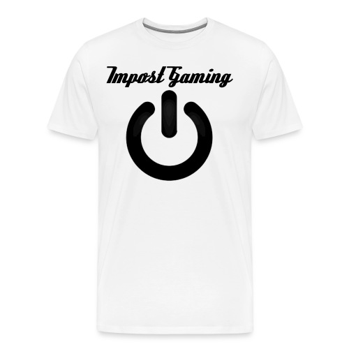 Impostgaming Logo T-Shirt - Men's Premium T-Shirt