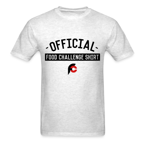Official Food Challenge Shirt 2