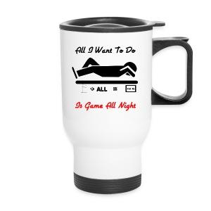 Gaming Mug - Travel Mug