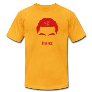 [franz_kafka] - Men's Fine Jersey T-Shirt