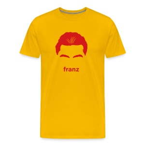 [franz_kafka] - Men's Premium T-Shirt