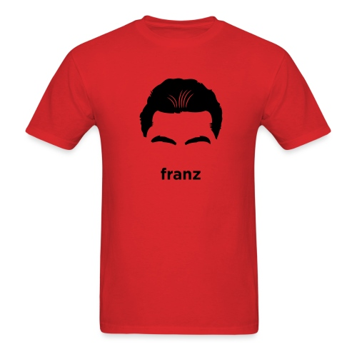 [franz-kafka] - Men's T-Shirt