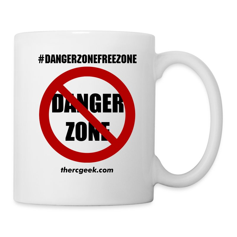 Danger Zone Free Zone mug - Coffee/Tea Mug