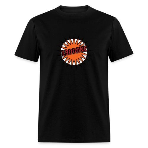 LBooone Men's Logo T-Shirt - Men's T-Shirt