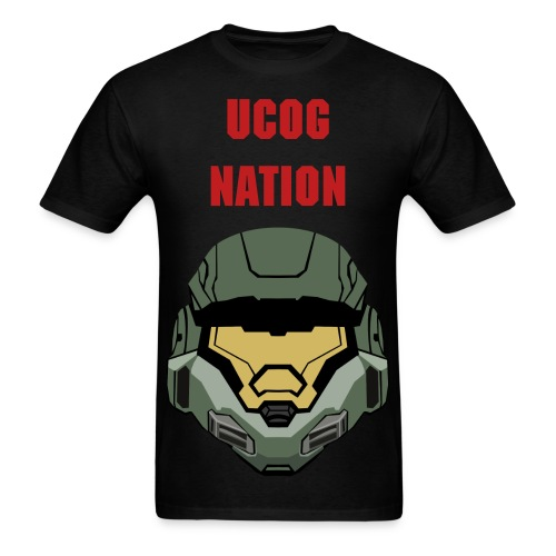 UCOG halo shirt - Men's T-Shirt
