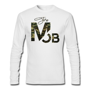The MOB BootCamp Edition Long Sleeve - Men's Long Sleeve T-Shirt by Next Level