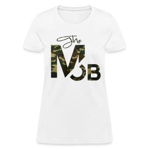 Women's BootCamp Edition (WHITE) - Women's T-Shirt