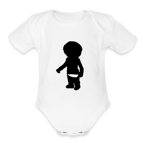 Chucky - Baby One Piece - Organic Short Sleeve Baby Bodysuit