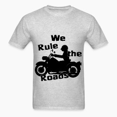We Rule the Roads (Motorcycle)