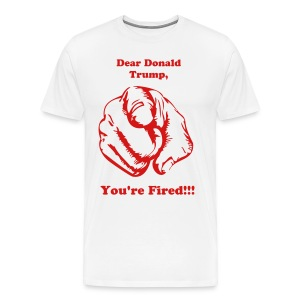 Dear Donald - Men's Premium T-Shirt