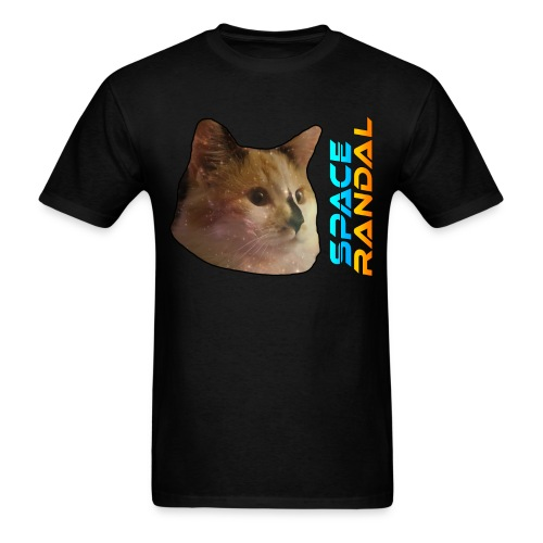 Space Randal Standard Men's Tee - Men's T-Shirt