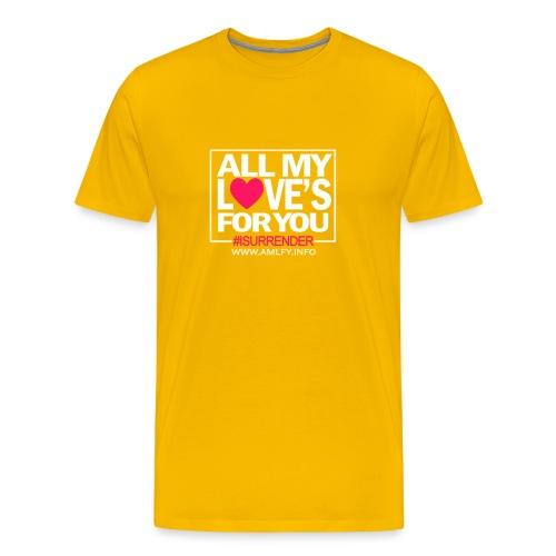 AMLFY Signature Tee - Men's Premium T-Shirt