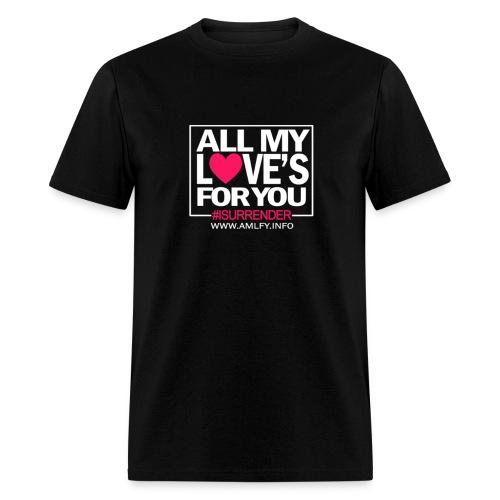 AMLFY Signature Tee - Men's T-Shirt