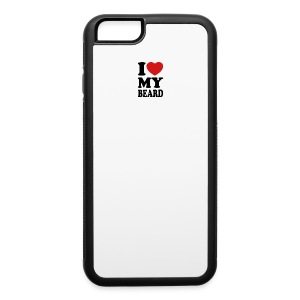 Iphone case I Love My Beard - iPhone 6/6s Rubber Case