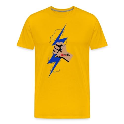 Joe Moravsky 2016 Design (Men) - Men's Premium T-Shirt