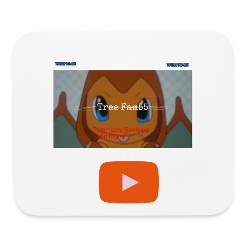 TreeFam55 Mouse Pad - Mouse pad Horizontal