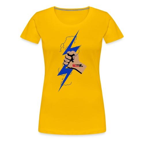Joe Moravsky 2016 Design (Women) - Women's Premium T-Shirt