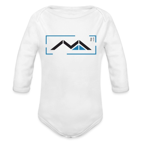 Baby Long Sleeve One Piece - Organic Long Sleeve Baby Bodysuit