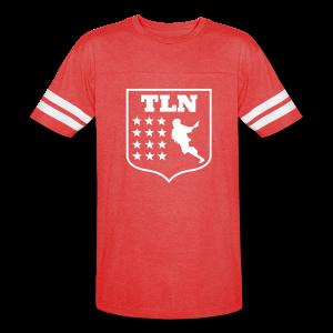 Red Jersey TLN T - Vintage Sport T-Shirt