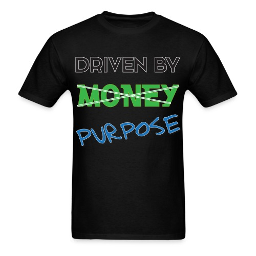Grind by Purpose - Men's T-Shirt